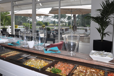 restaurant golf gujan